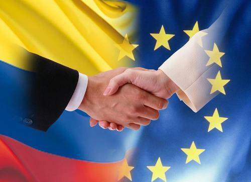 Colombia – Unión Europea.