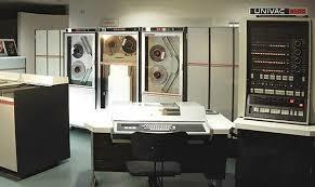 Primera Macrocomputadora UNIVAC I