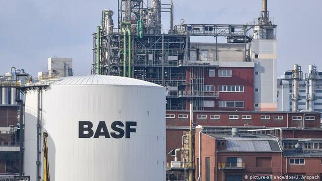 Laboratorios Basf A.F.