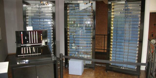 Primera computadora electromecánica