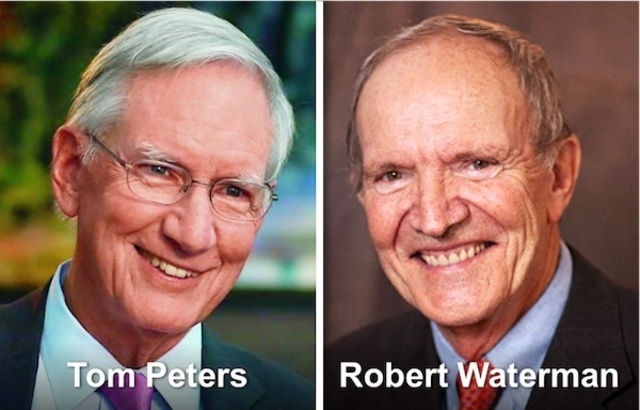 Thomas Peters y Robert Waterma