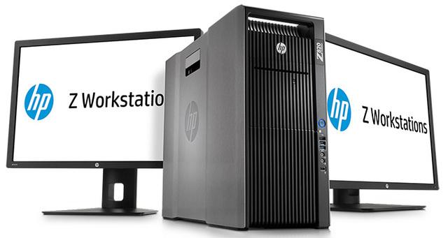 Aparecen HP y Dell (Ultima Generación de Workstation)
