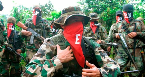Se funda el grupo guerrillero ELN.