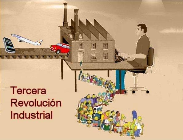 Tercera Revolución Industrial ( Mediados del Siglo XX)