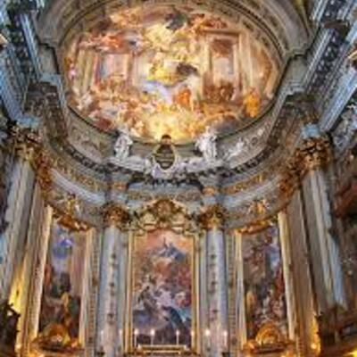 Baroque Era timeline