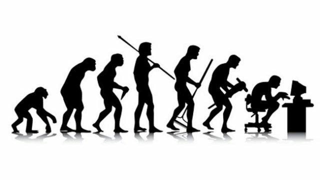 aparicion de los Hominidos de 4 a 5 millones de años