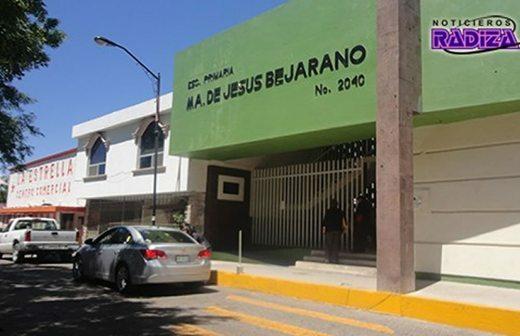 Primaria María del jesus bejarano