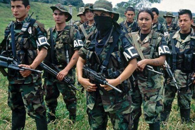 Creación Autodefensa Unidad De Colombia