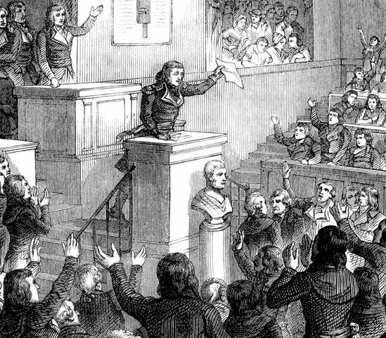 Los derechos del hombre y del ciudadano