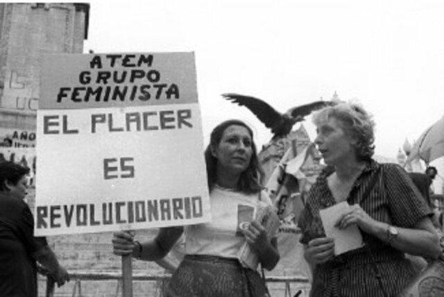 Primero Ola del Feminismo