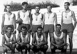 se organiza el primer considerado primer campeonato nacional estadounidense