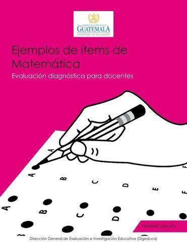 Material diagramado y publicado
