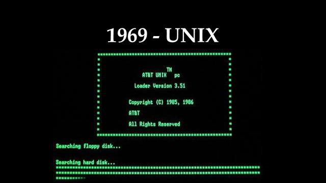 UNIX.