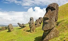 Easter Island Discovered by Dutch