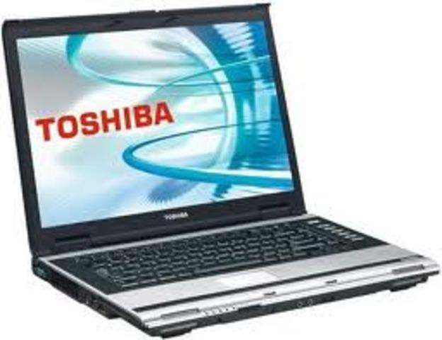 Mi primer ordenador: ordenador portatil Toshiba Satellite