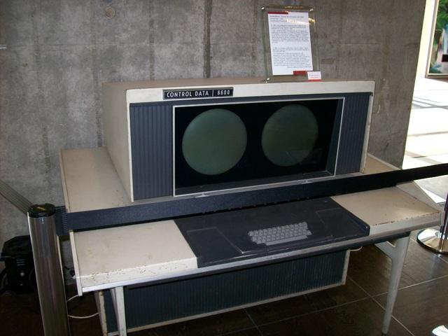 La Control Data Corporation modelo 1604