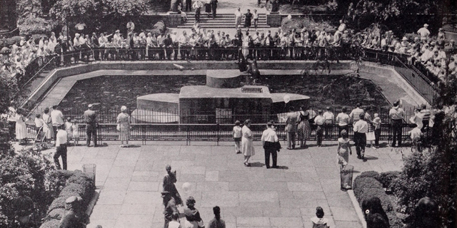 Construction of New York's Central Park begins.