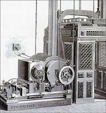 Otis Elevator Company installs the first electric elevator.