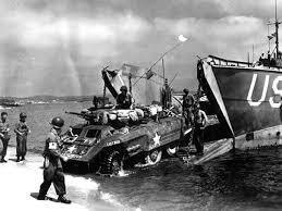 Operación Anvil (Yunque): desembarco aliado en el sur de Francia.