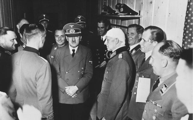 La Operación Valkyria (el intento de asesinato de Adolf Hitler) fracasa.