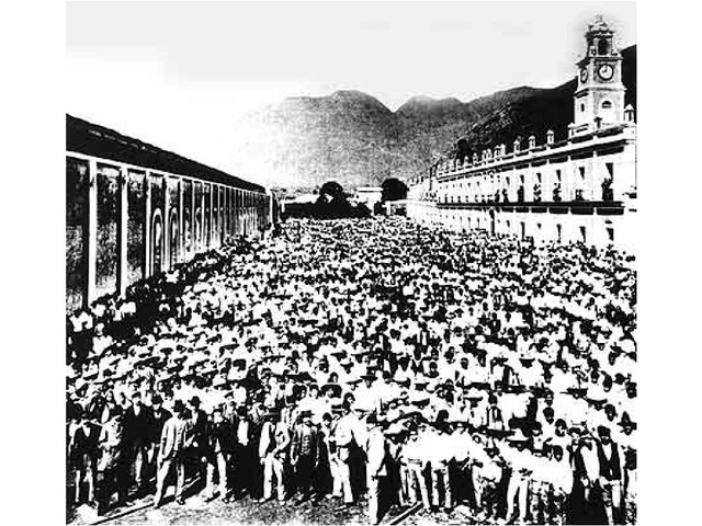Huelga de Río Blanco: Textil