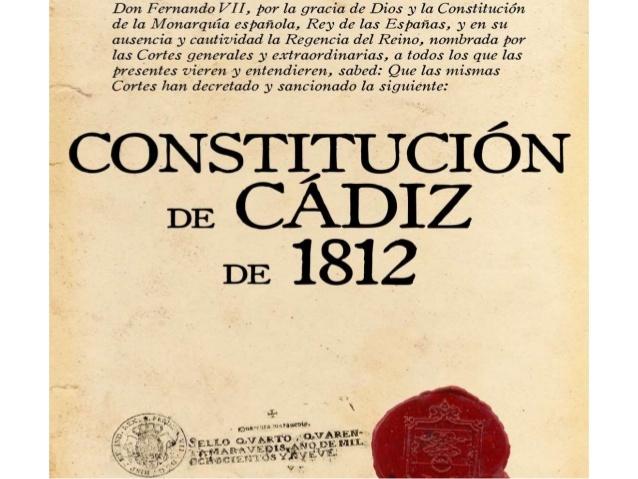 INFLUENCIA DE LA ORGANIZACIÓN ELECTORAL EN 1812, EN EL MARCO JURÍDICO MEXICANO