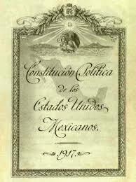 ORGANISMOS Y PROCESOS ELECTORALES DE 1917 A 1945