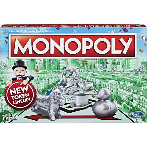 Monopoly Card Board Game