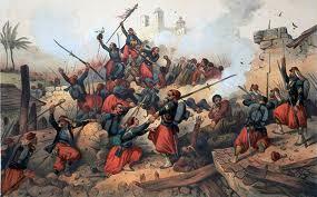 Inicia la Segunda Intervención Francesa