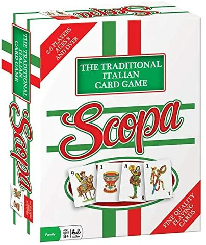 scopa Card Game