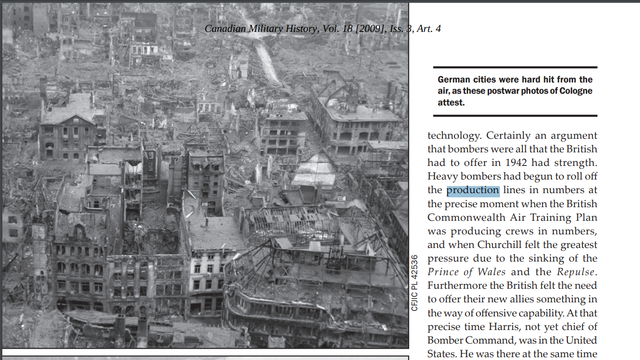 War over Germany – the Bombing of Cologne Air