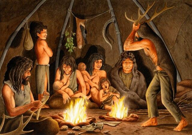 Paleolític (homo habilis)