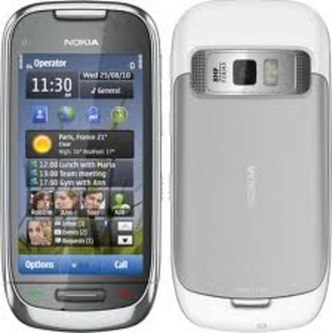 Mi ultimo movil: Nokia C7-00