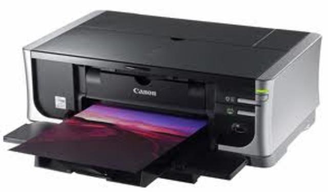 Mi 2ª impresora: Canon pixma iP4500
