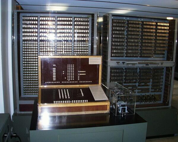 Z1, вычислительная машина