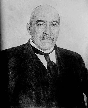 La renuncia de Victoriano Huerta
