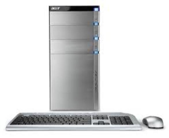 Mi ultimo ordenador de sobremesa: Acer Aspire m5910
