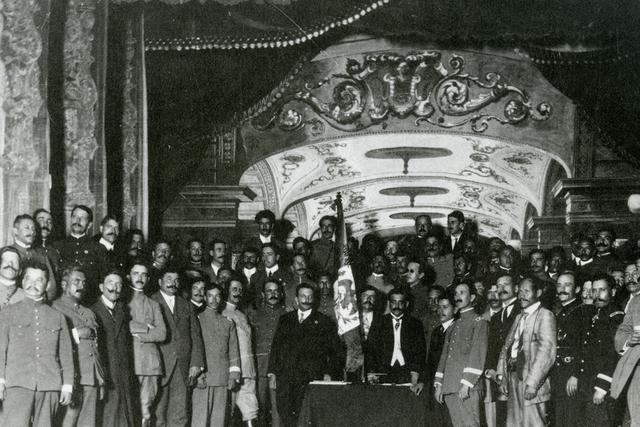 Convención Constitucionalista