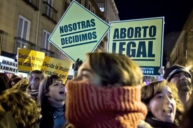 Es regula l'avortament a l'estat espanyol