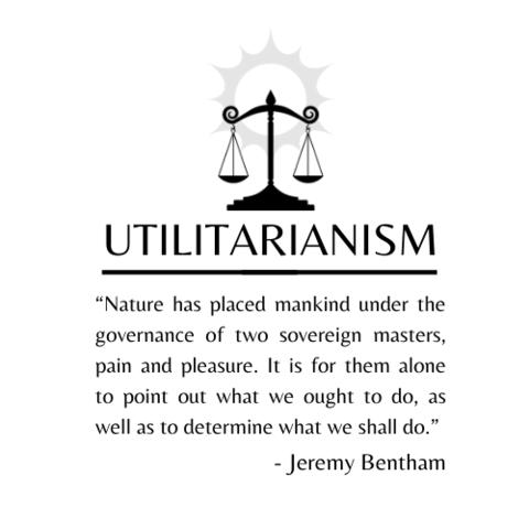Utilitarianism- Jeremy Bentham (1806-1873) & John Stuart Mill (1748-1832)
