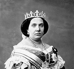 El reinado de Isabel II.
