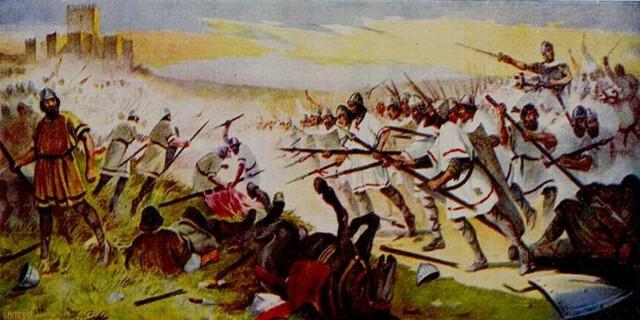 Batalla de São Mamede