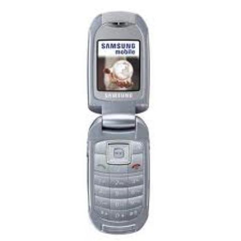 6º movil: Samsung e510