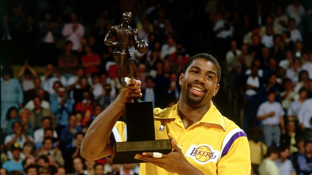 MVP Magic Johnson