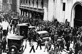Desequilibrio económico Años veinte