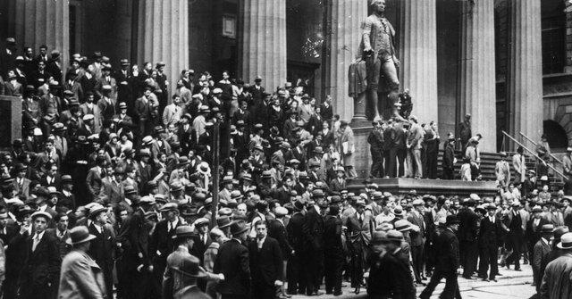 Depresión económica de los años treinta