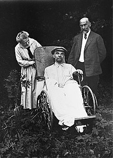 Fallece Lenin