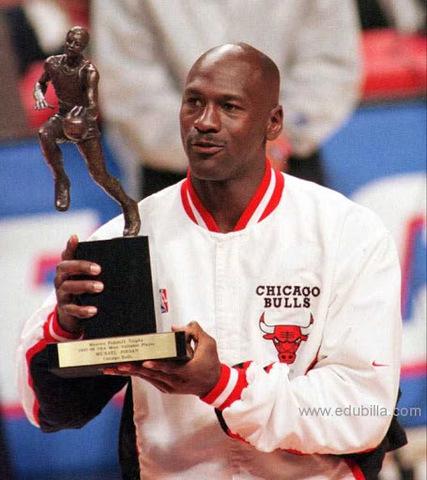 Jordan gana su 2º MVP