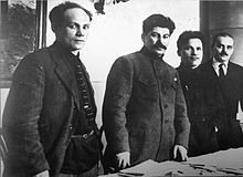 Stalin es nombrado Secretario General del Partido Comunista Panruso