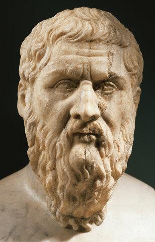 PLATO (428-347 B.C)
